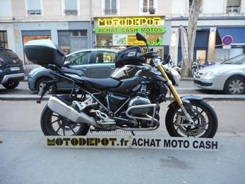 R 1200 R BMW NOIR